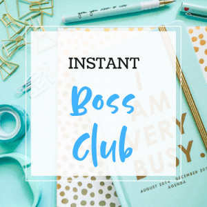 Instant Boss Club