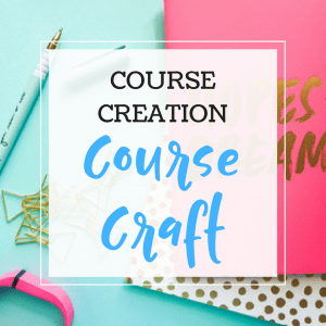Course Craft