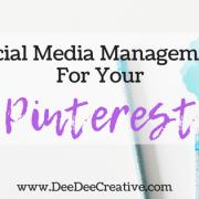 Pinterest Management